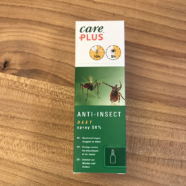 Care Plus Anti Insect DEET spray