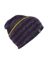 Atom Hat Gritstone/Burgundy/Eggplant