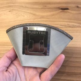 Rubytec Drip RVS koffiefilter
