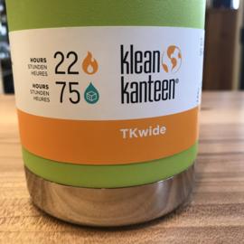 Klean Kanteen TK Wide 20 oz 946 ml kleur Juicy Pear