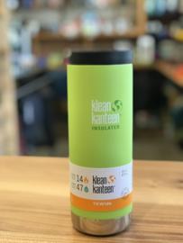 Klean Kanteen TK Wide 16 oz 473 ml kleur Juicy Pear