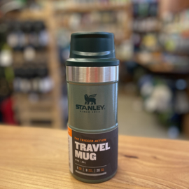 Stanley The Trigger-Action Travel Mug 0,35L Hammertone Green