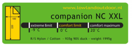 Companion NC XXL (Extra Breed)