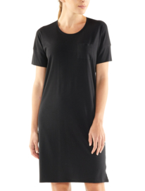 Yanni Tee Dress Black