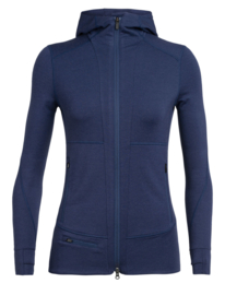 Quantum LS Zip Hood Estate Blue