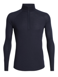 Zone LS Half Zip Midnight Navy