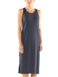 Yanni Tank Midi Dress Panther