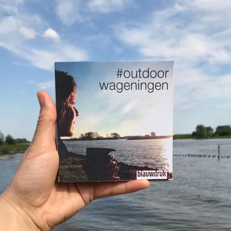 Boekje #outdoorwageningen