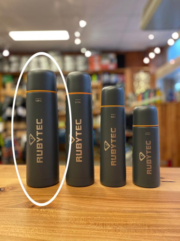 Thermosfles Rubytec 1,0 liter