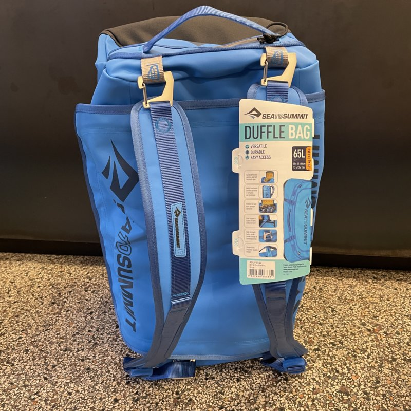 Duffeltas 65 liter Sea to Summit
