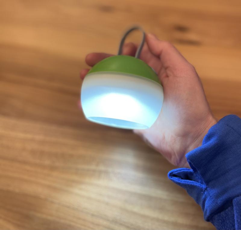 Rubytec Bulb groen