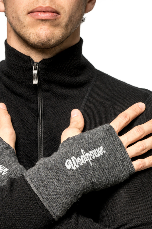 Woolpower Wrist Gaiter Grey