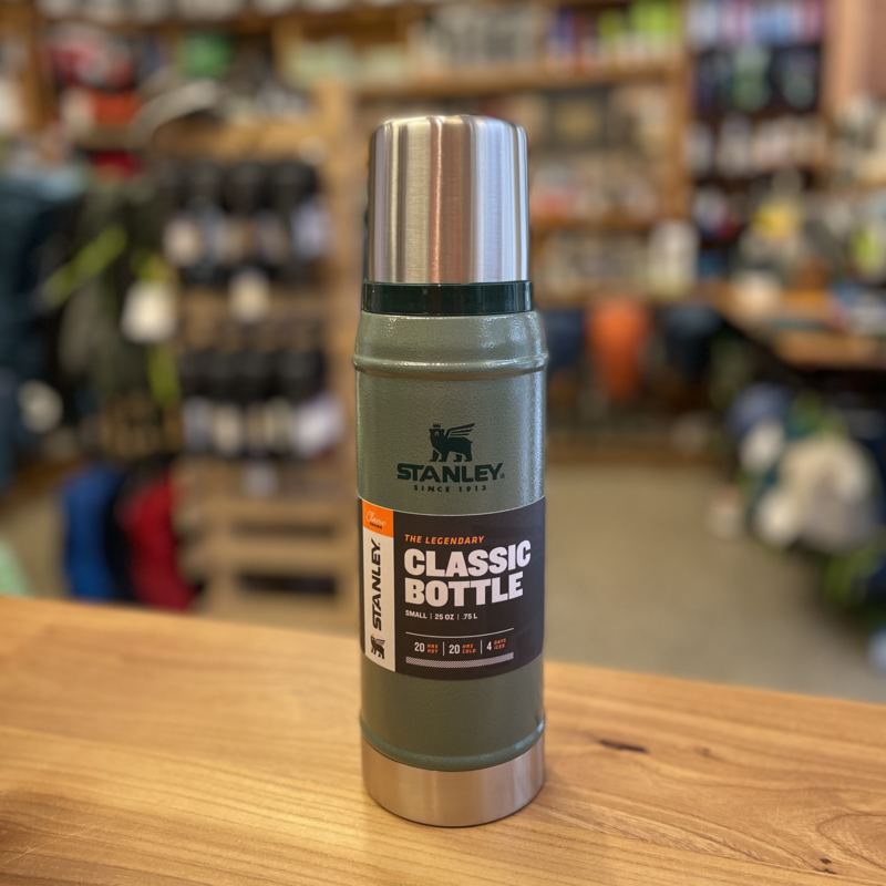Stanley The Legendary Classic Bottle Thermosfles 0,75L Hammertone Green