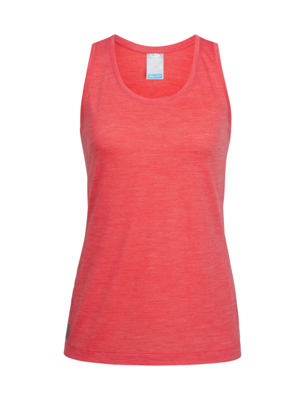 Sphere Tank Poppy Red