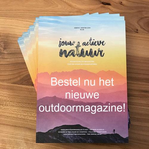 Bestel nu het nieuwe outdoromagazine