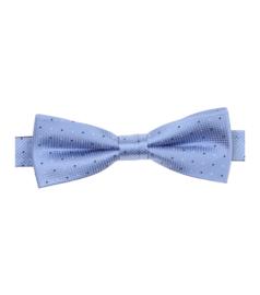Vlinderdas Blauw Stip 193162000-100