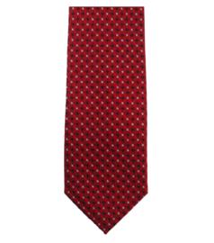 Stropdas Rood Dessin 193300900-402