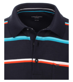 Polo Shirt Blauw (Donker) 903338900-135 mt 53/54 (6XL)