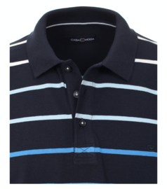 Polo Shirt Blauw 903441600-105 mt 51/52 (5XL)