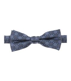 Vlinderdas Blauw Dessin 103538800-100