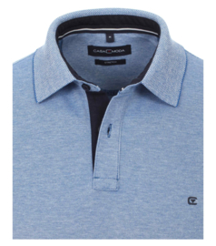 Polo Shirt Blauw (Licht) 4470-145 S t/m 6XLARGE