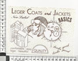 LABEL Leger Coats and Jackets 75 stuks