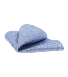 Pochet Blauw Dessin 103408000-100