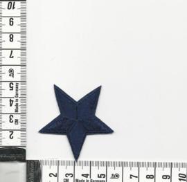 APPLICATIE  Ster Navy Klein 65 stuks