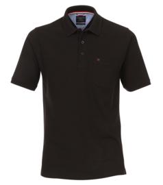 Polo Shirt Zwart 4270-80 4XLarge