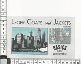 LABEL Leger Coats and Jackets Aqua 50 stuks