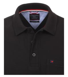 Polo Shirt Zwart 4270-80 mt.  49/50 (4XL)