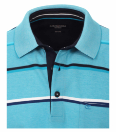 Polo Shirt Aqua 903338900-173 mt 51/52 (5XL)