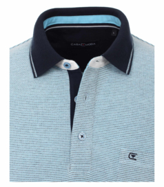 Polo Shirt Blauw (Licht) 903441400-132 mt 51/52 (5XL)