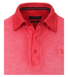Polo Shirt Rood 903443600-429 mt 49/50 (4XL)