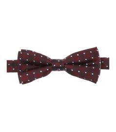 Vlinderdas Rood (Bordeaux) Dessin 103538800-400