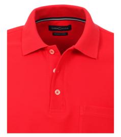 Polo Shirt Rood Casa Moda 4510-42   mt. 49/50 (4XL)