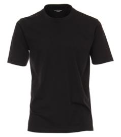 T-Shirt Zwart  92500-800 S t/m 6XLARGE  DUO-PACK