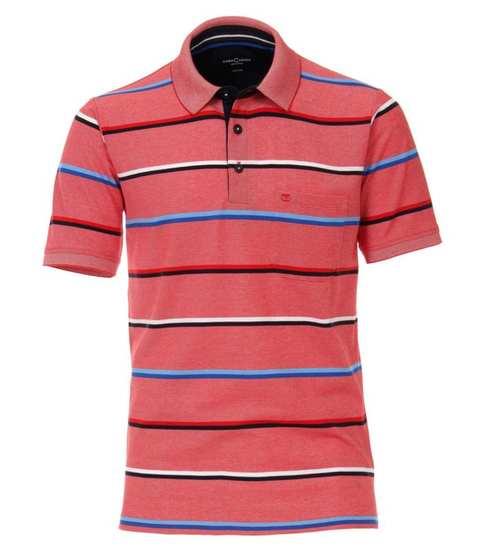 Polo Shirt Roze 903338900-428 mt 53/54 (6XL)