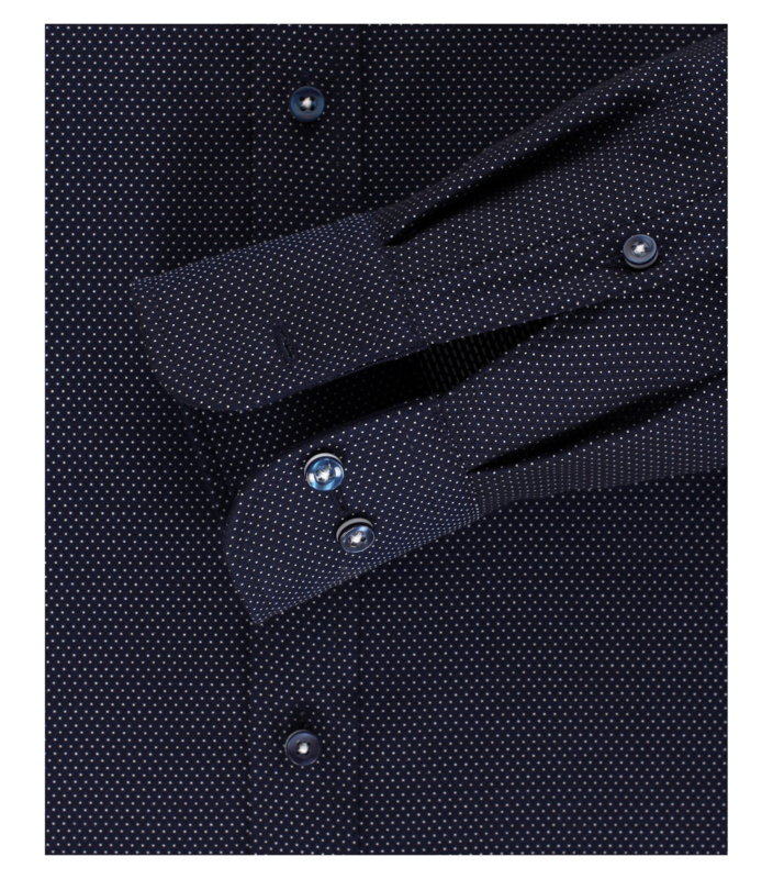 Blauw Stip (Donker) 383059900-100 mt 52 (5XL)