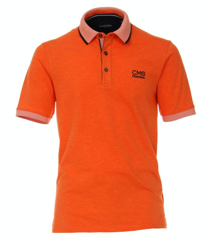 Polo Shirt Oranje 903444000-454 mt 51/52 (5XL)