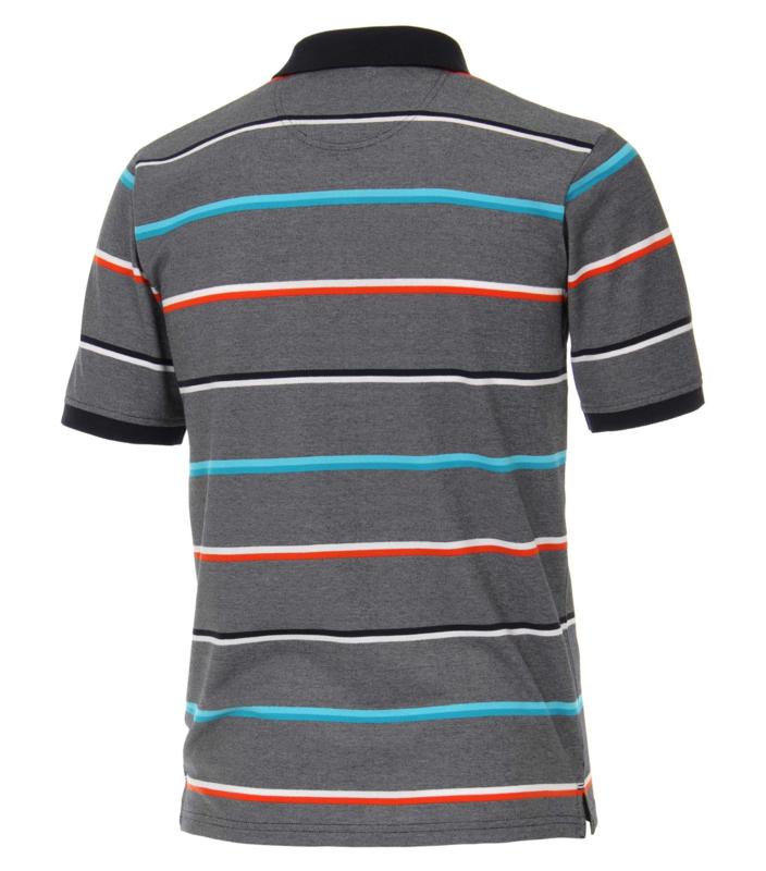 Polo Shirt Blauw/Aqua 903338900-105 mt 53/54 (6XL)