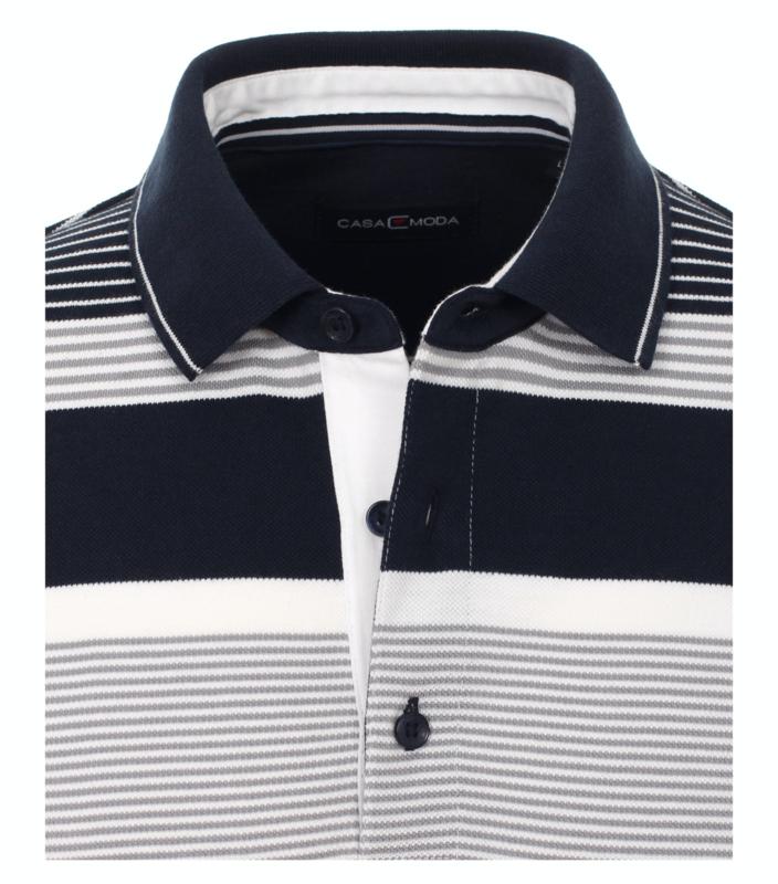 Polo Shirt Blauw 903441500-105 mt 51/52 (5XL)