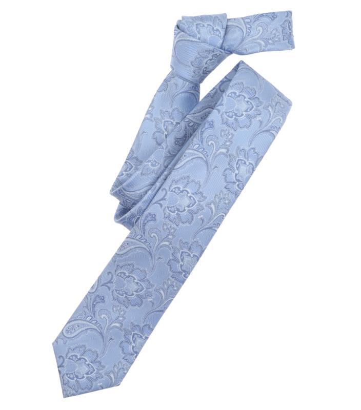 Stropdas Blauw Dessin 193301500-100