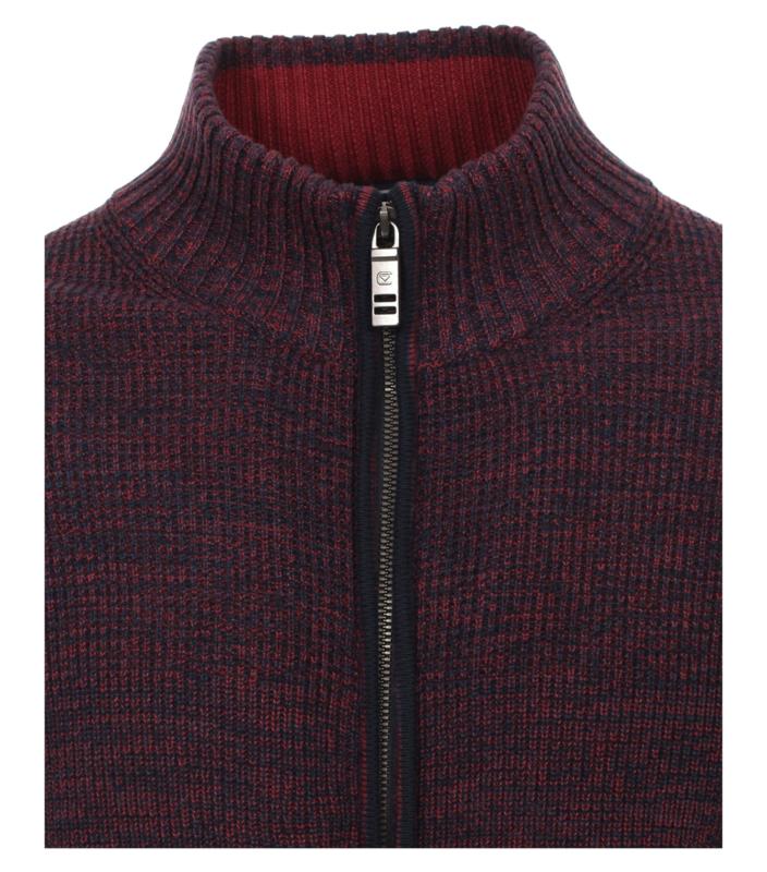 Rits Vest Rood (Bordeaux) 403551400-431 6XLARGE