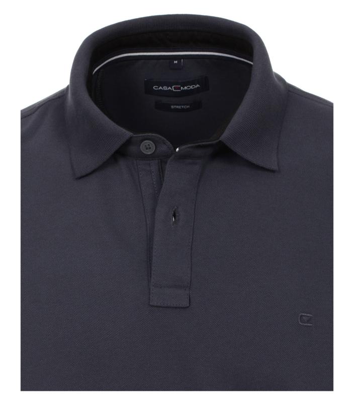 Polo Shirt Grijs (Antraciet) 4470-766 mt 53/54(6XL)