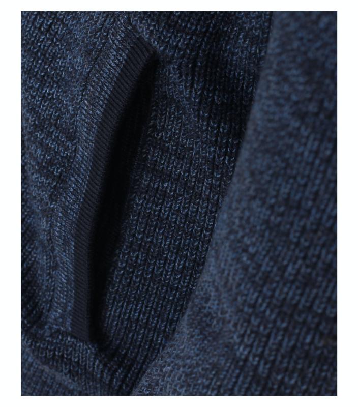 Rits Vest Blauw (Donker) 403551400-135 6XLARGE