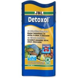 JBL Detoxol  100 ml   Directe ontgifter voor gezond aquariumwater