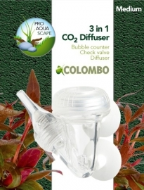 Colombo CO2 3 - 1 diffusor large