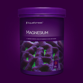 Aquaforest Magnesium  750g  of  4 kg