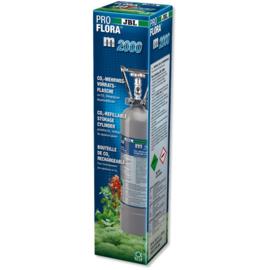 JBL ProFlora m2000  CO₂ hervulbare fles 2000 g